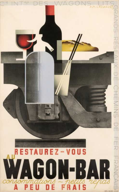 Vintage Cassandre Posters International Poster Gallery