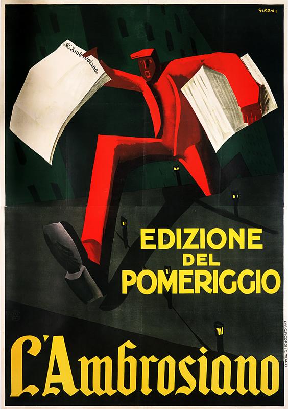 Italian Vintage Posters