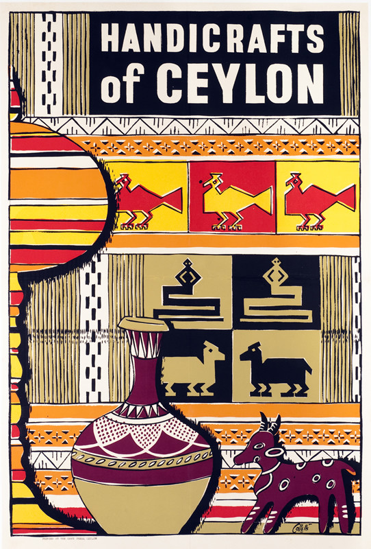 Handicrafts Of Ceylon