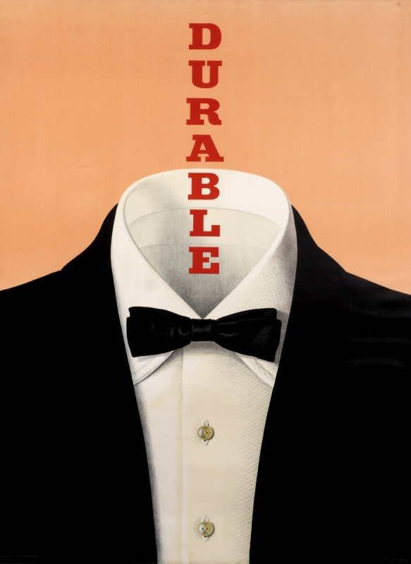 Tuxedo with shirt and bow tie; red, peach, black, white